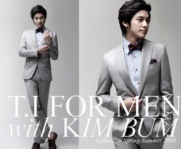 02. T.I for men - Kim Bum